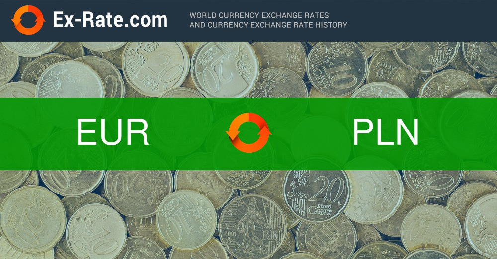 euro zloty kurs heute