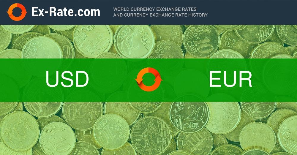wie viel dollar ist ein euro